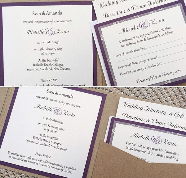 Inside Invitation