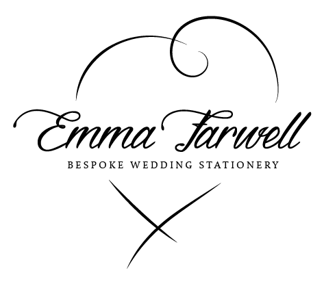Emma Farwell Designs Wedding Stationery, Bournemouth